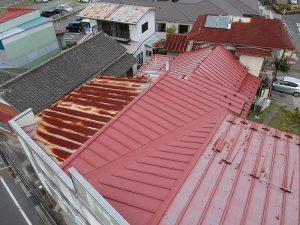 屋根点検作業イメージ画像