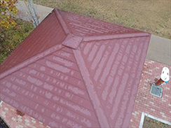 屋根点検撮影